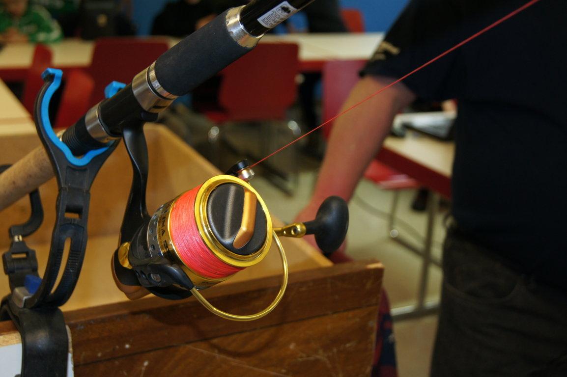 cours pêche du silure avec thierry
